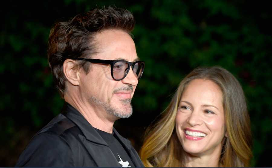 Robert Downey Jr  | 10 Famous Men Who Adore Their Wives