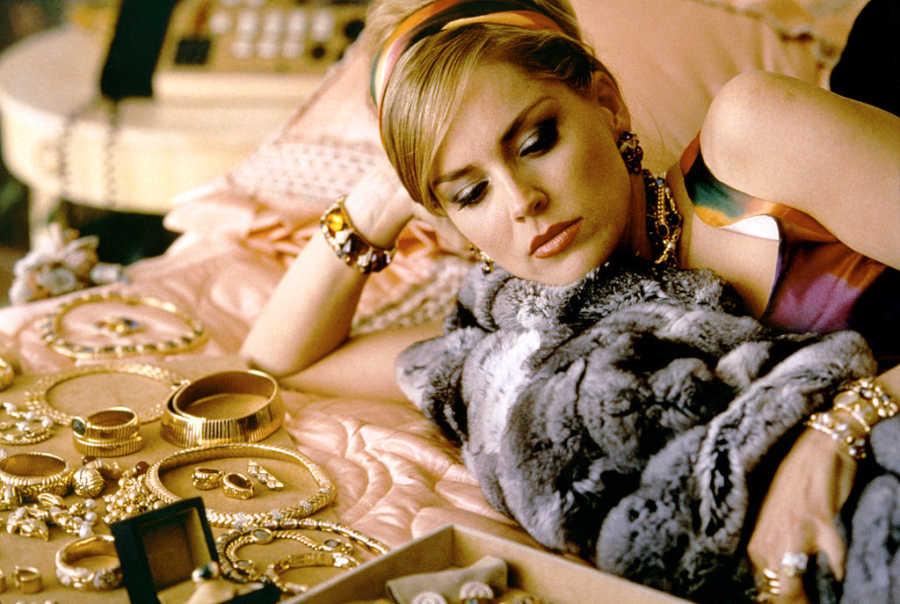 Sharon Stone Iq