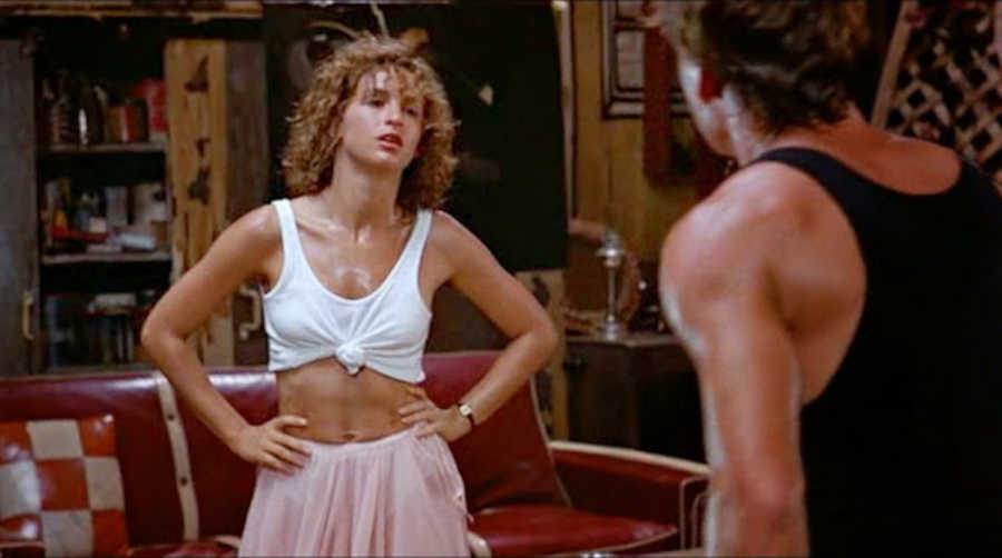 Dirty Dancing 1987 20 Hottest Sweatiest Movies Of All Time Purple Clover