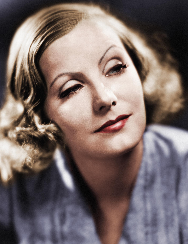 Greta Garbo actress