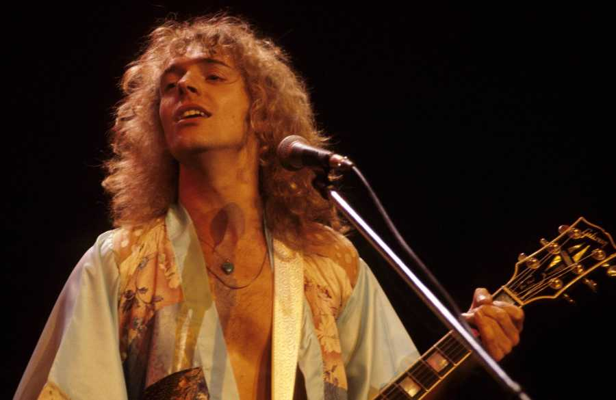 what does peter frampton have