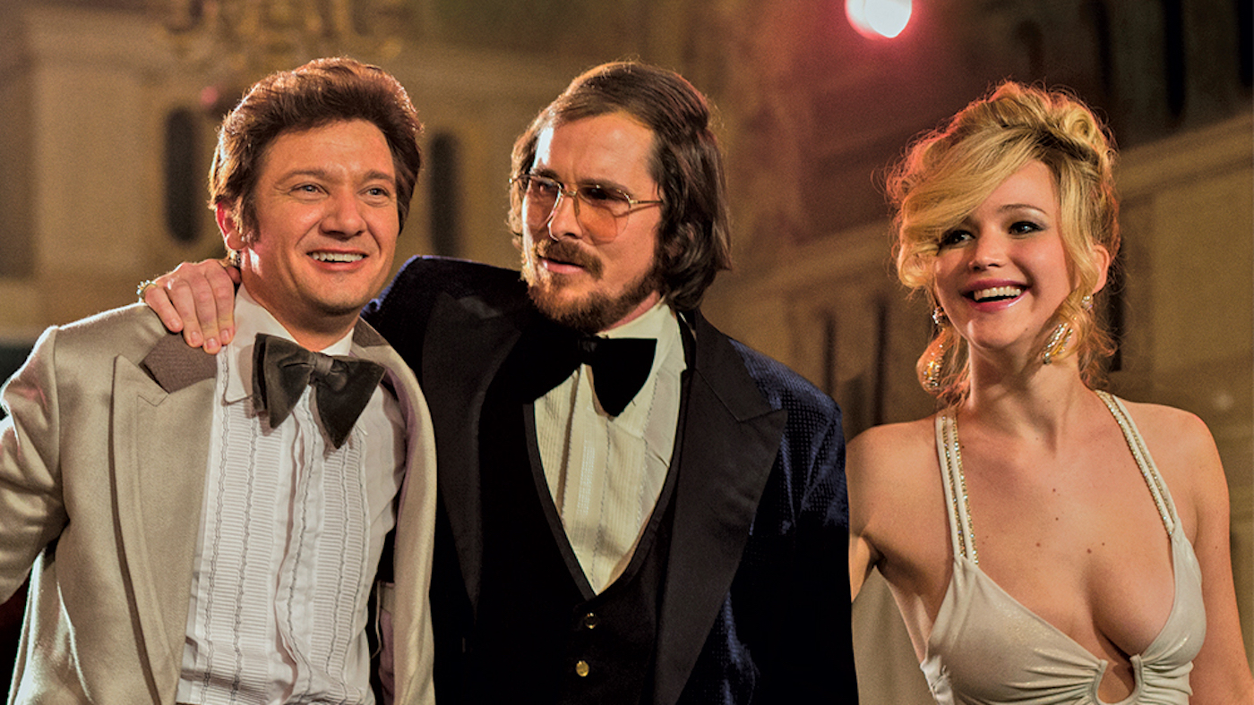 American Hustle 2013 Ripped From The Headlines 15 Movies Based On News Stories Purple Clover
