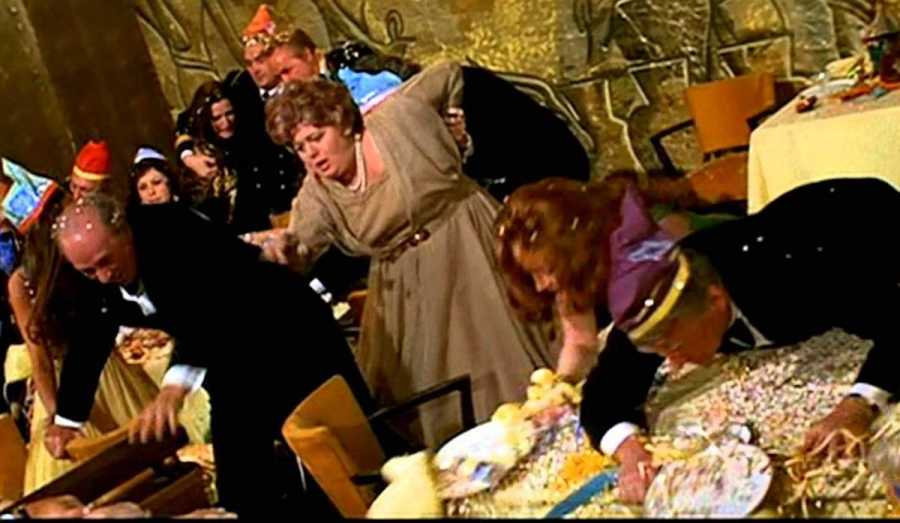 The Poseidon Adventure 1972 15 Movies With