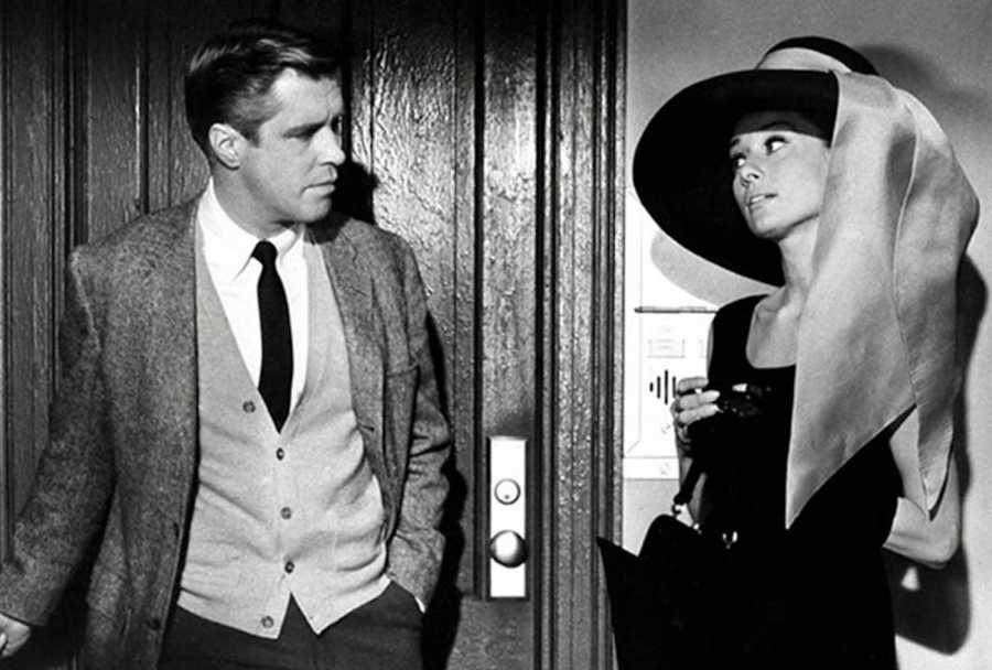 Channel your inner Audrey Hepburn beauty with a hat inspired by the classic film Breakfast At Tiffany's.