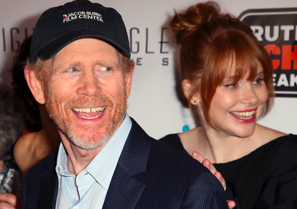 There Are Clues in His Children's Names | 20 Things You Should Know About Ron  Howard