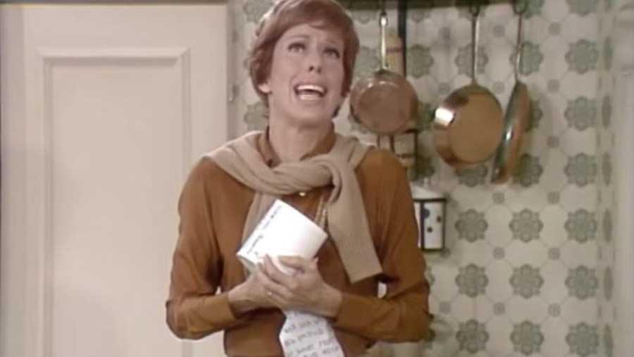 When Carol Got TP-ed | 20 Moments From 'The Carol Burnett