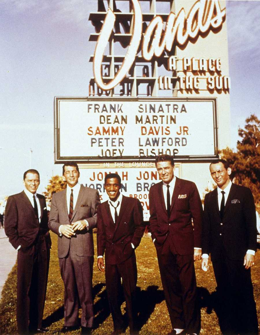 They Were Huge! | 20 Cool Facts About the Rat Pack | Purple Clover