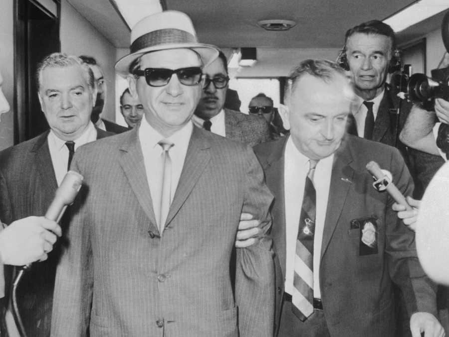 A Mobster Suggested Killing Them   20 Cool Facts About the