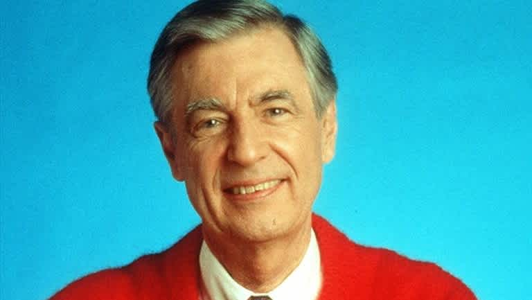 20 Essential Life Lessons We Learned From Mr  Rogers