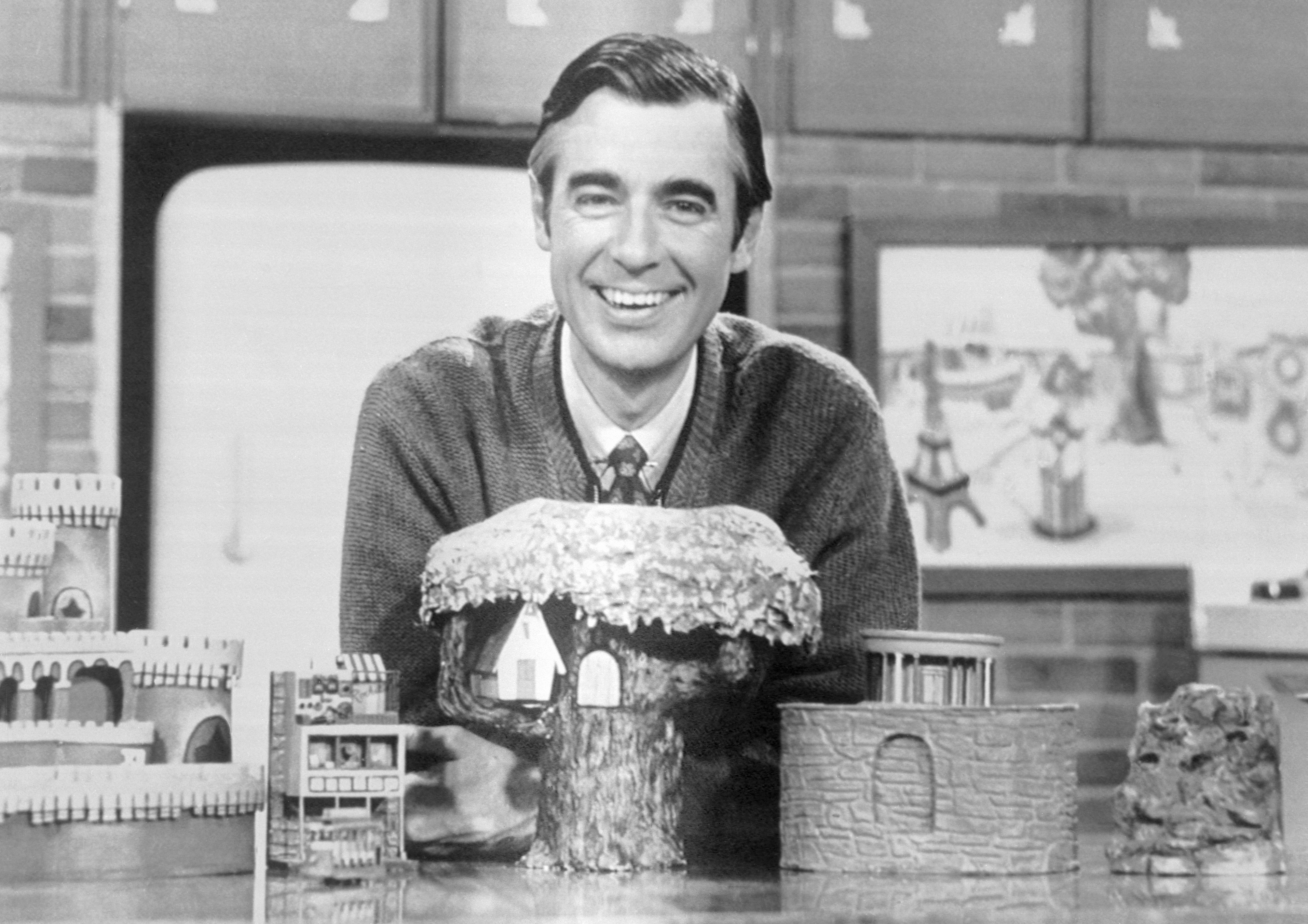 20 Essential Life Lessons We Learned From Mr Rogers Purple Clover