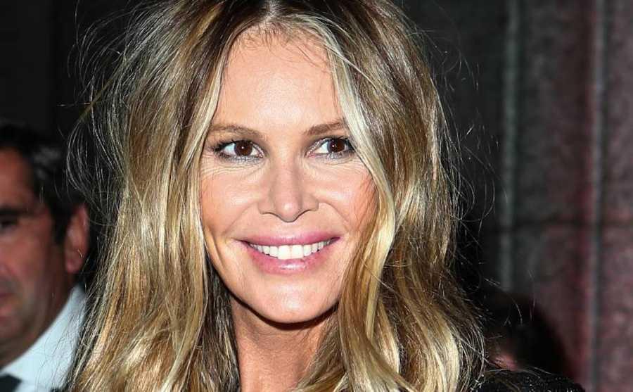 Elle Macpherson, 54   Forever Chic: Top Models Over 50