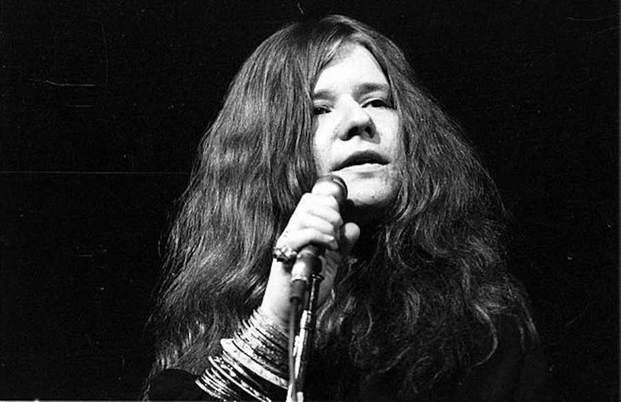 Janis Joplin (Big Brother and the Holding Company) | 20