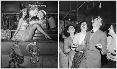 These Vintage Halloween Party Photos Will Make You Want to Plan Your Own Ghoulish Shindig