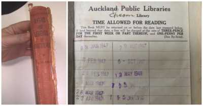 Overdue Library Book Is Finally Returned 68 Years Later