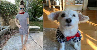 I Dressed Like My Dog For A Week Because I Love Him That Much