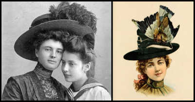 20 Totally Questionable Hats From the Past That People Actually Wore