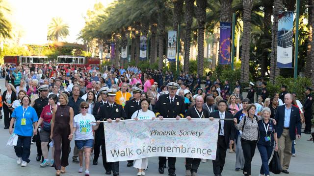 Phoenix WBC Walk of Remembrance