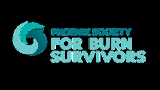 Stacked | Phoenix Society for Burn Survivors Logo