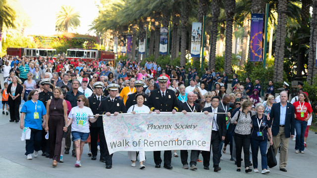 Phoenix WBC 2019 Walk of Remembrance