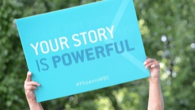 Your Story Is Powerful - burn survivor community