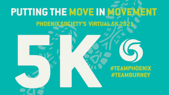 5k Phoenix Society for Burn Survivors