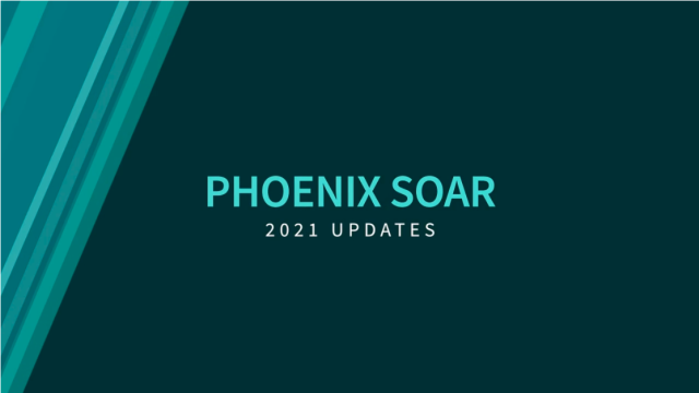 PSOAR Updates