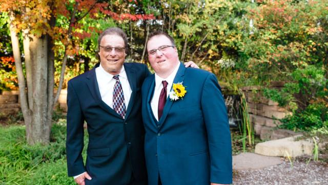 Jamie Nieto and Tony Gonzalez