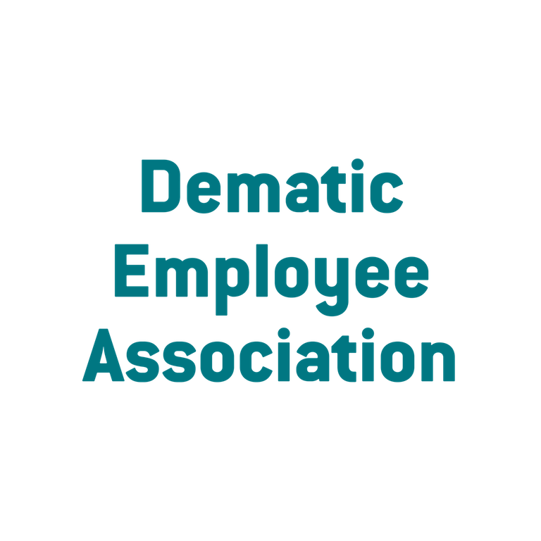 Dematic Employee Association logo