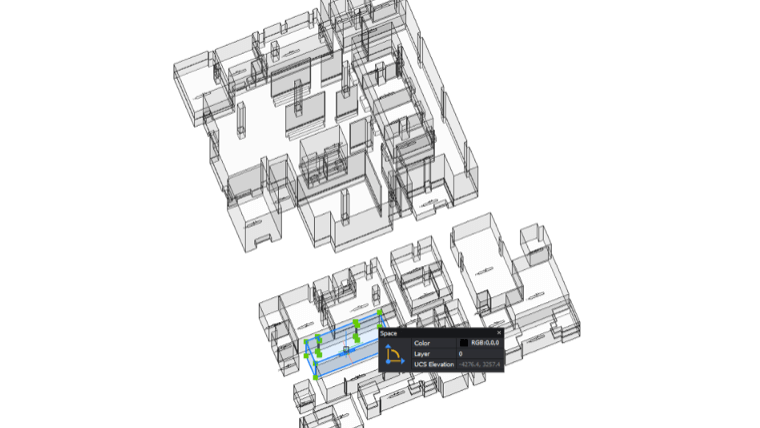 BIM create-spaces-and-zones