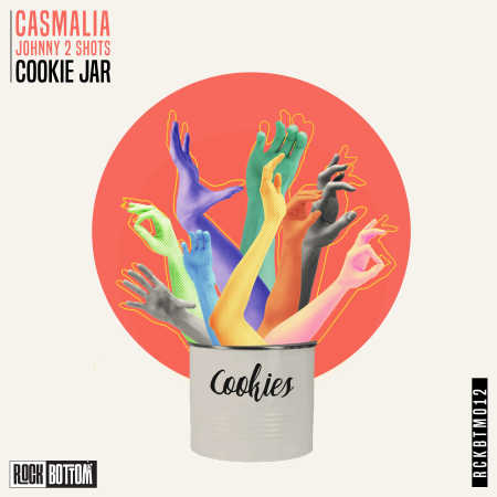 Casmalia x Johnny 2 Shots - Cookie Jar cover art