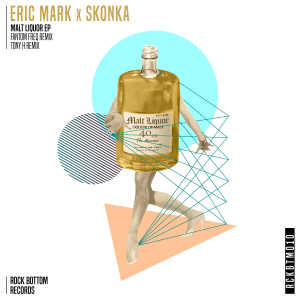 Eric Mark x Skonka - Malt Liquor EP cover art