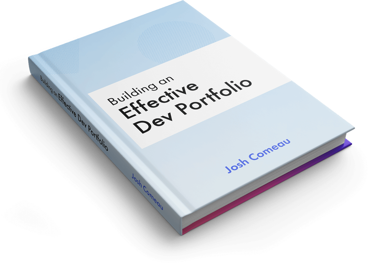 Building an Effective Dev Portfolio