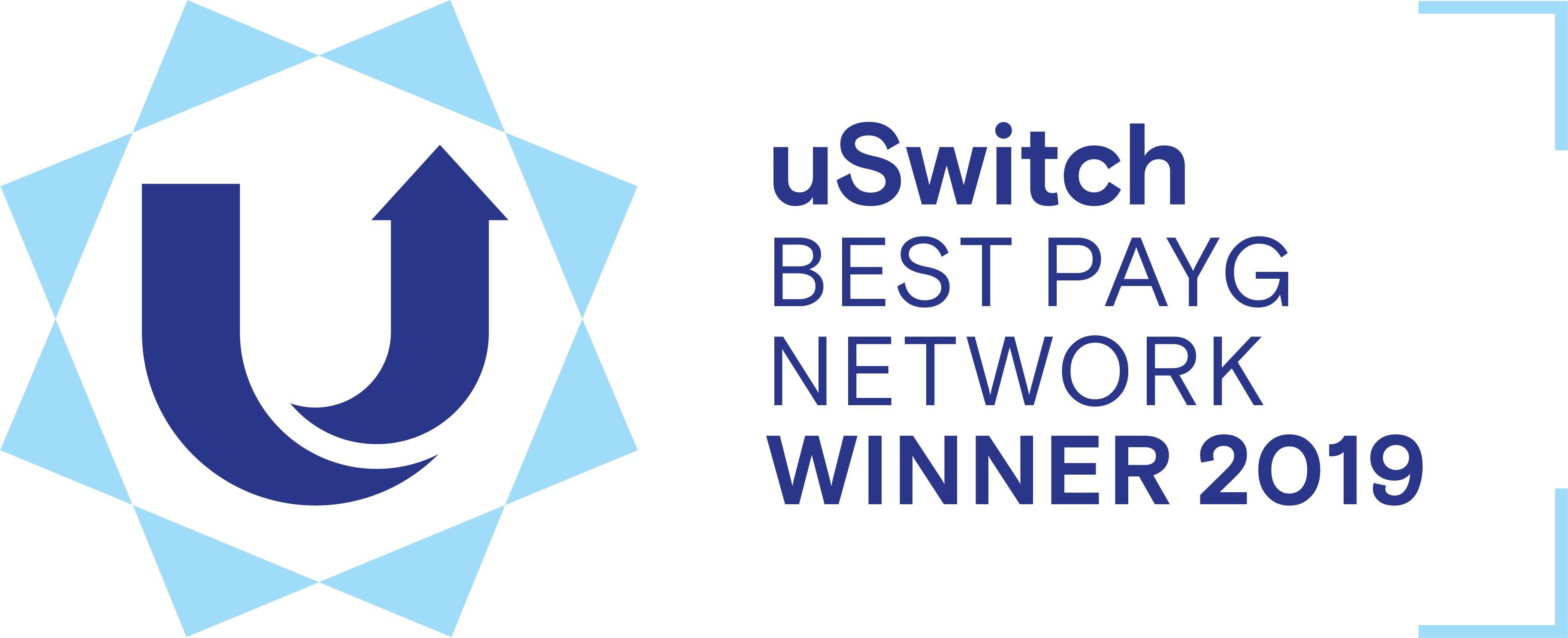 uSwitch Mobile Awards Best PAYG Network