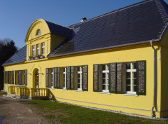 Solar Center Mecklenburg Vorpommern with Solar Roof and Solar Window Shutters