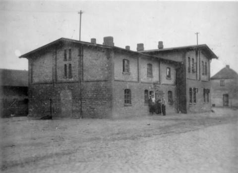 Nechlin Schnitterhaus historisch