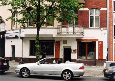 Brel facade before renovation