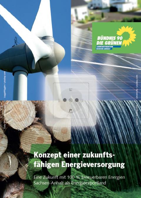 Green 100% Renewable Energy Scenario Saxony-Anhalt