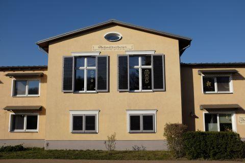 Nechlin Schnitterhaus - Ansicht Mitte