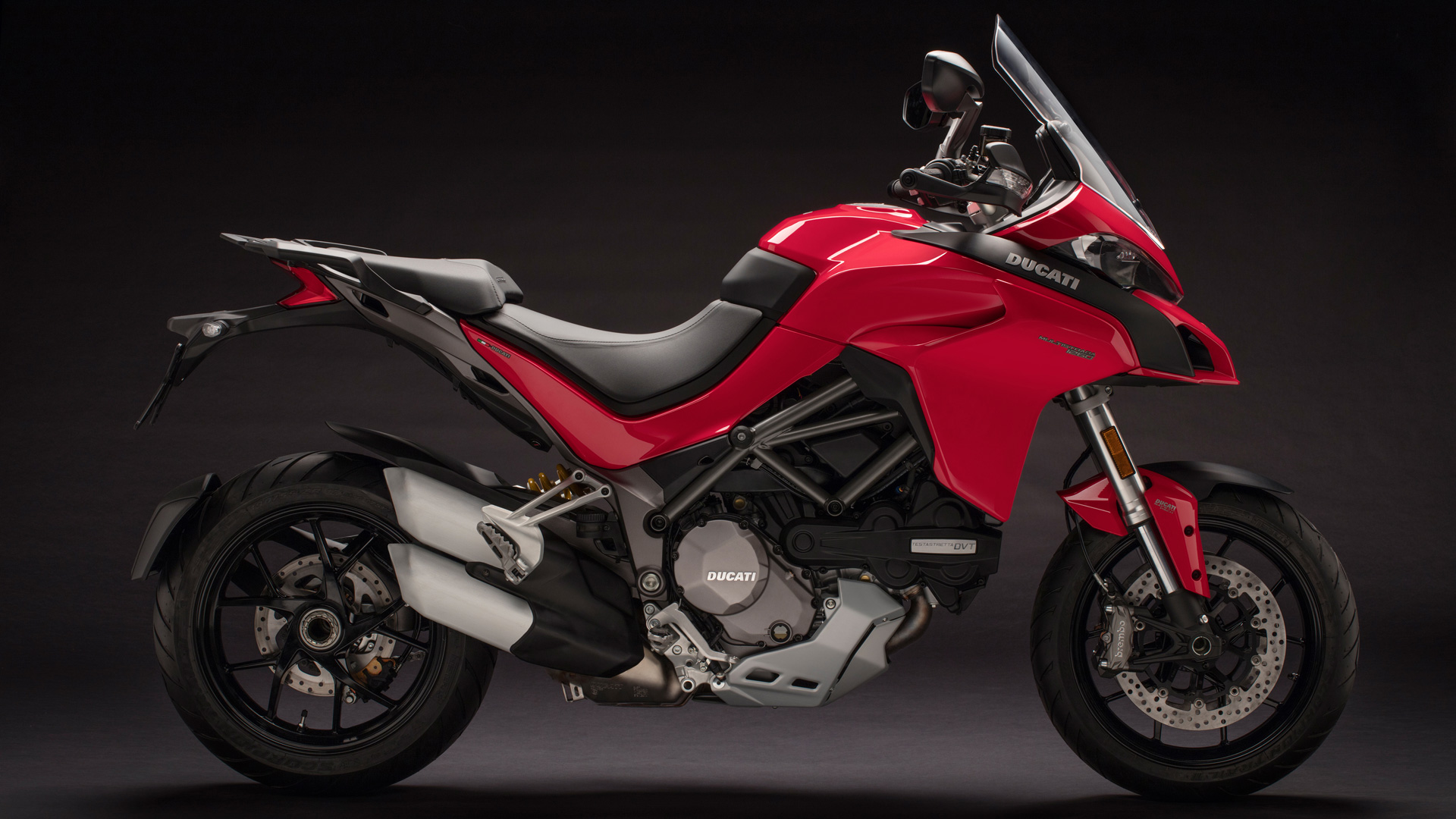 Ducati Multistrada Uk