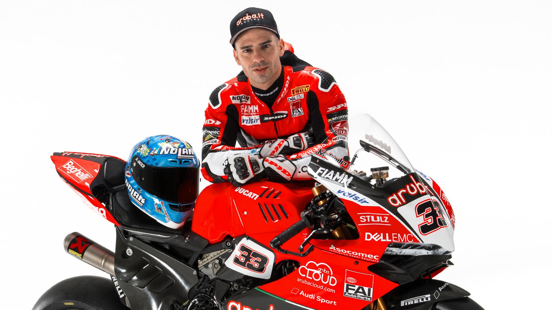 Aruba.it racing - Ducati SBK 2018 | Marco Melandri