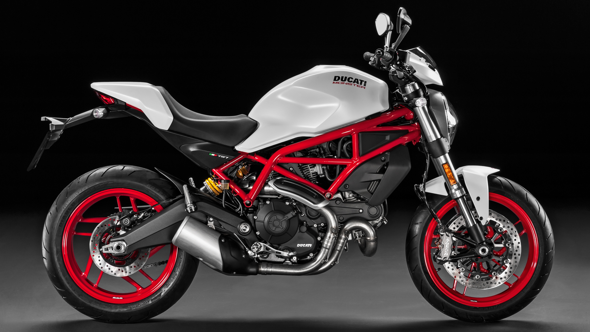 Ducati Monster  Plus