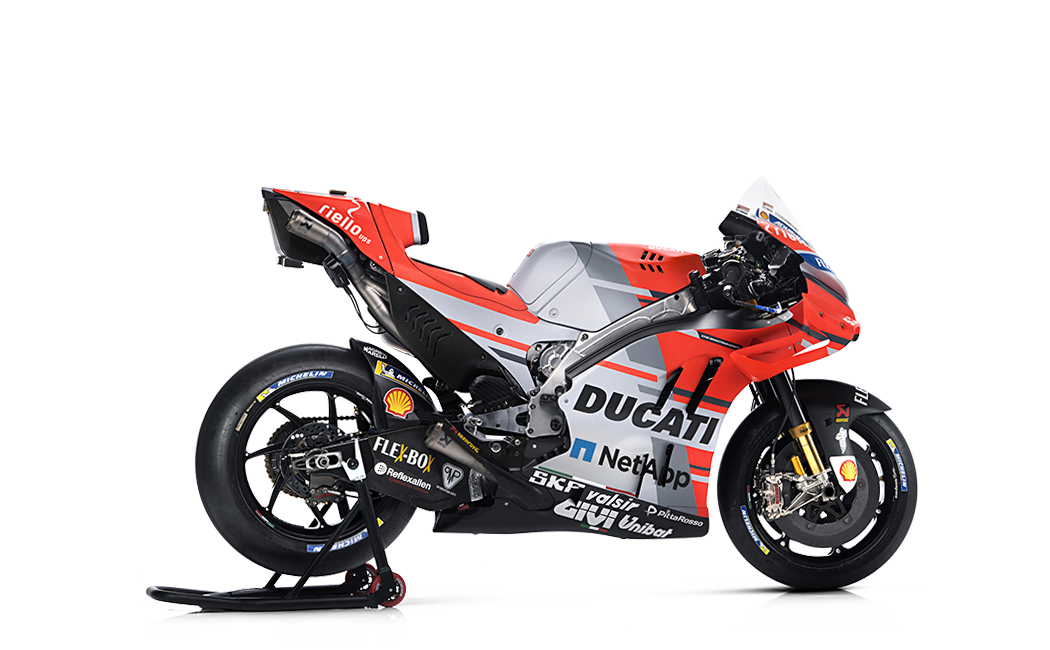 Welcome to the world of Ducati MotoGP Racing