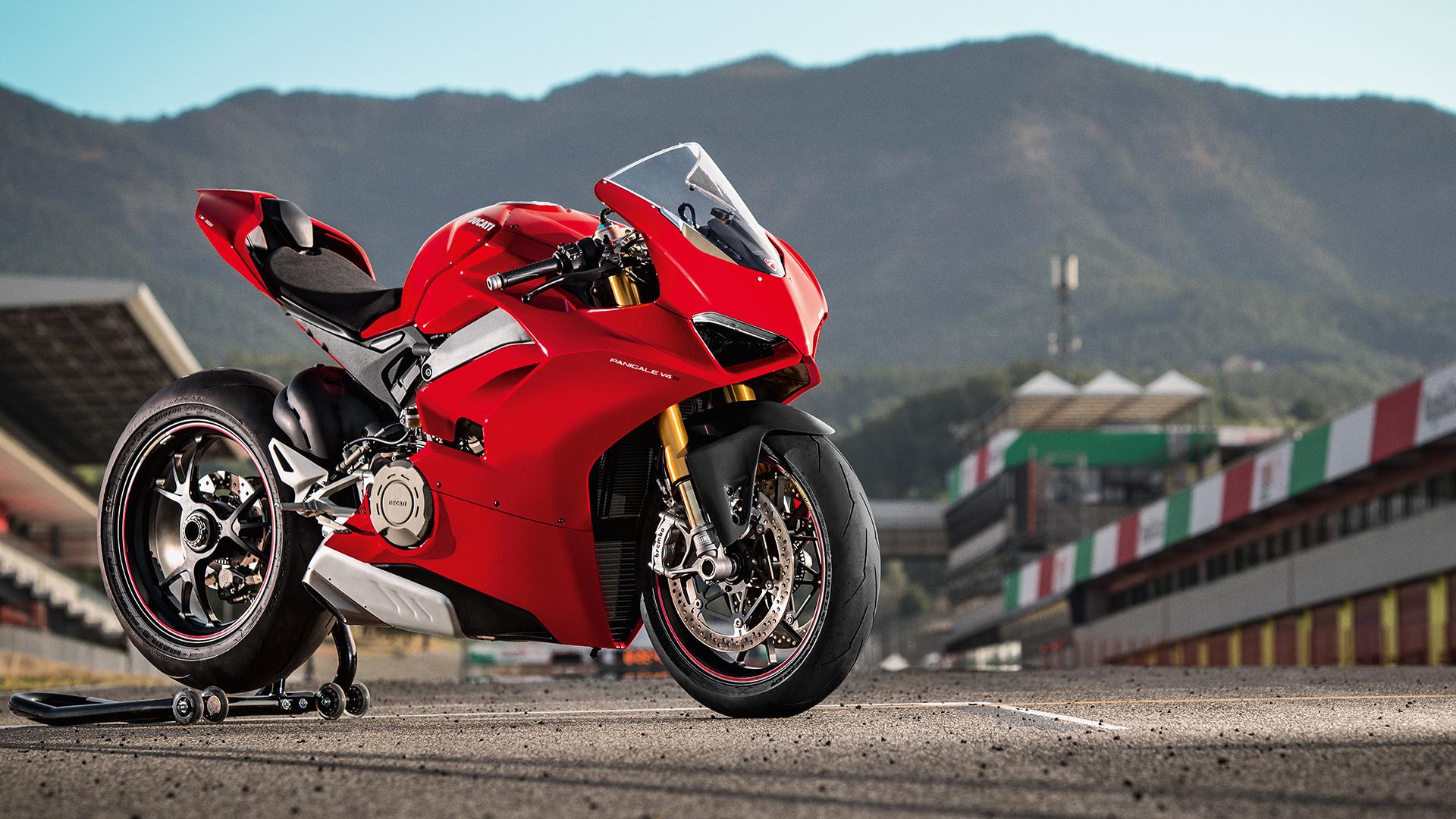 Ducati Brake Fluid Cover