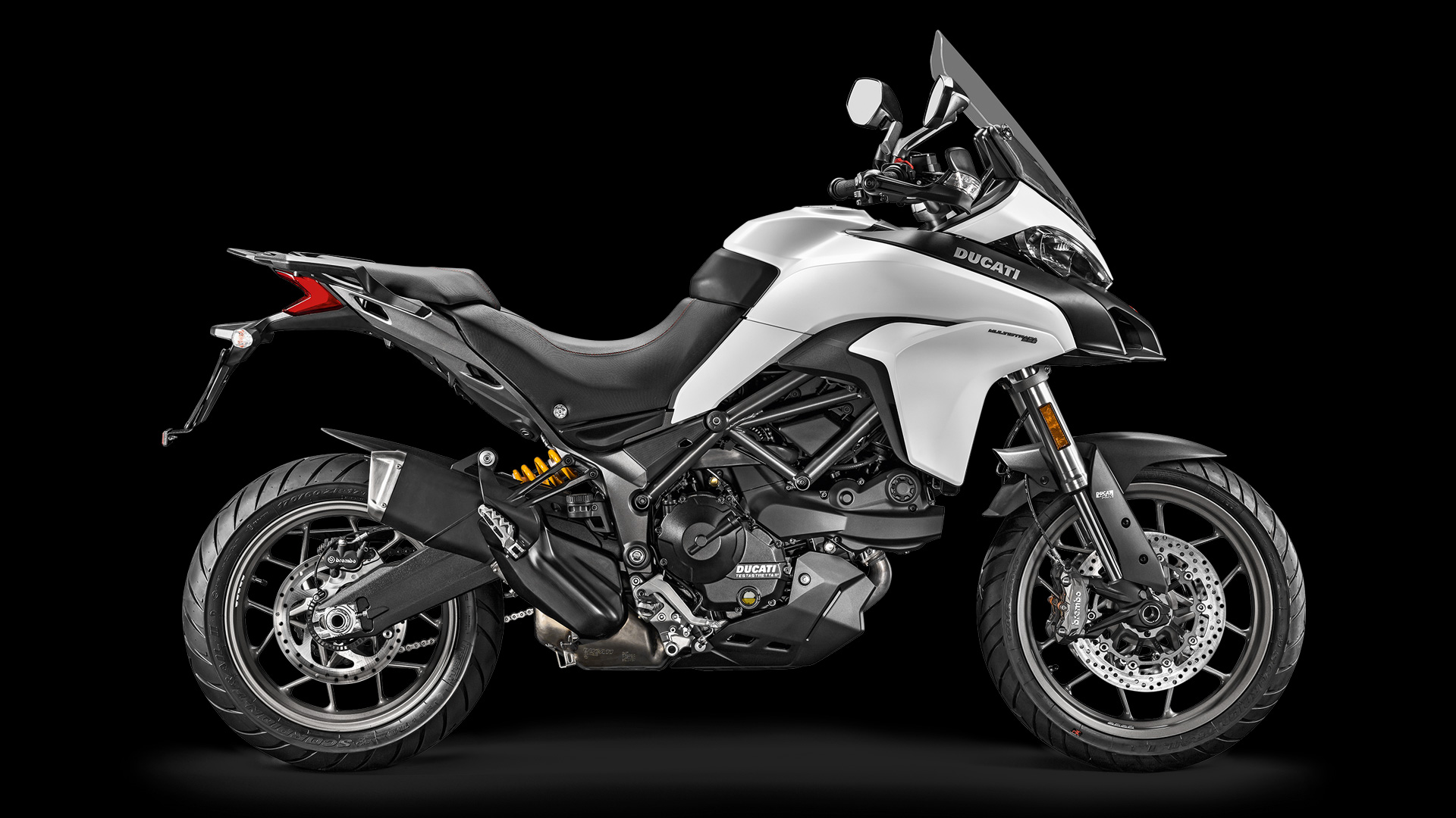 ducati multistrada 950 ultra versatile motorbike. Black Bedroom Furniture Sets. Home Design Ideas