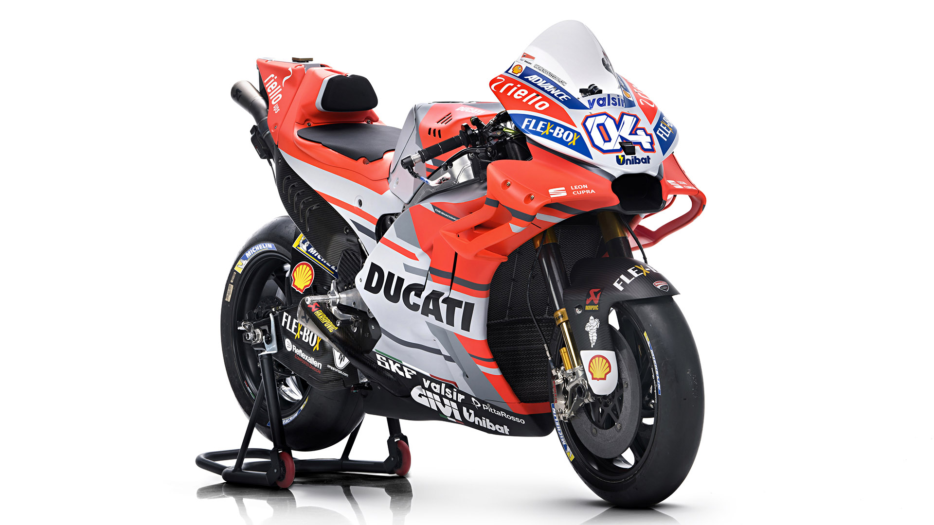 Motogp Ducati Specs