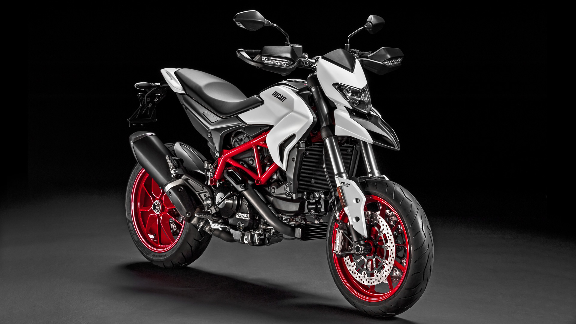 Ducati Hypermotard  Weight