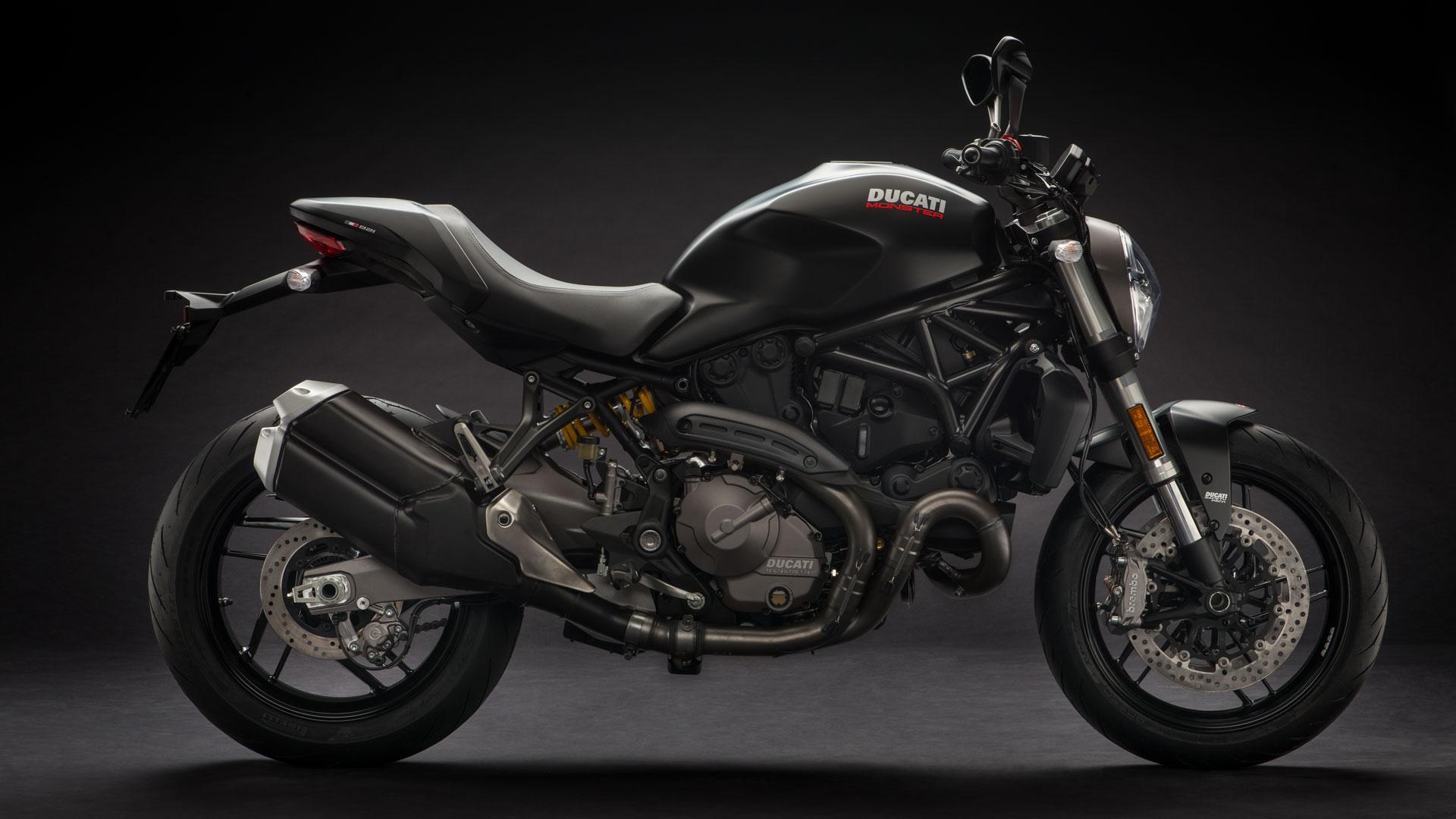 Monster Ducati Rider