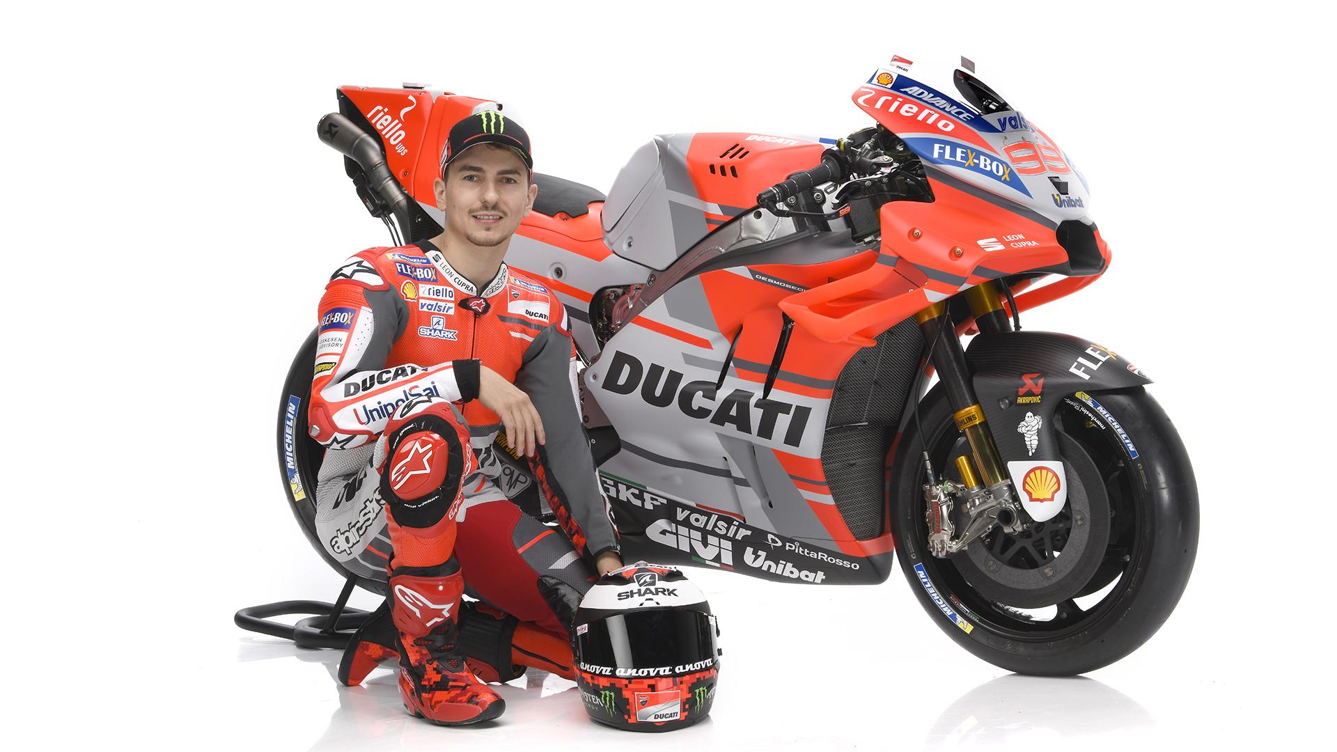 Ducati Team MotoGP 2018 | Jorge Lorenzo