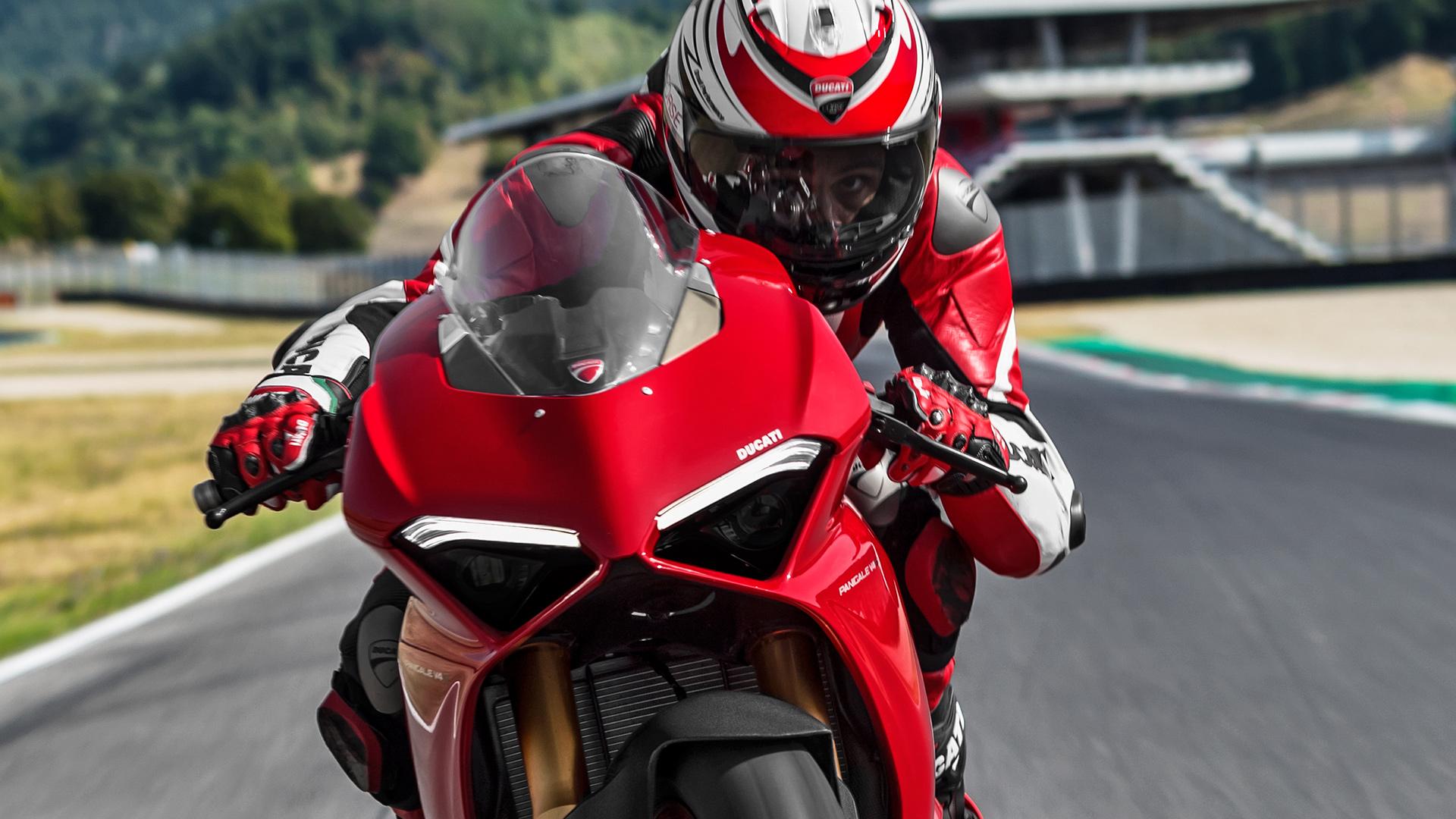 Ducati V Foto