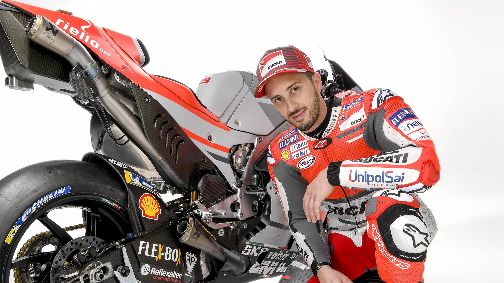 Ducati Team MotoGP 2018 | Andrea Dovizioso